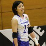 大室璃紗選手Risa Omuro