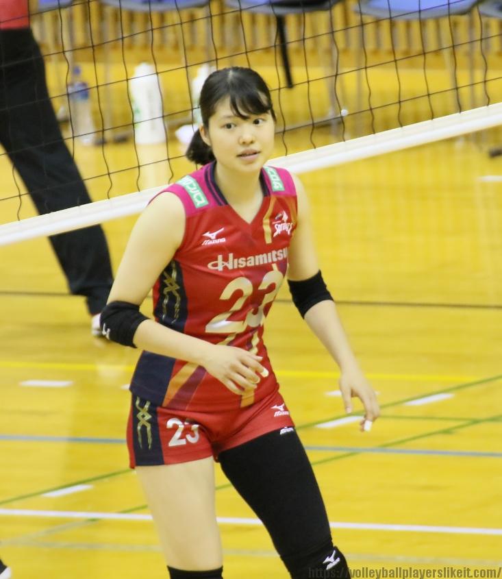 比金みなみ選手Higane Minami (8)