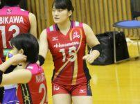 田浦優歌選手Yuuka Taura