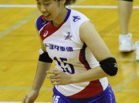 杉郁香選手 Ayaka Sugi
