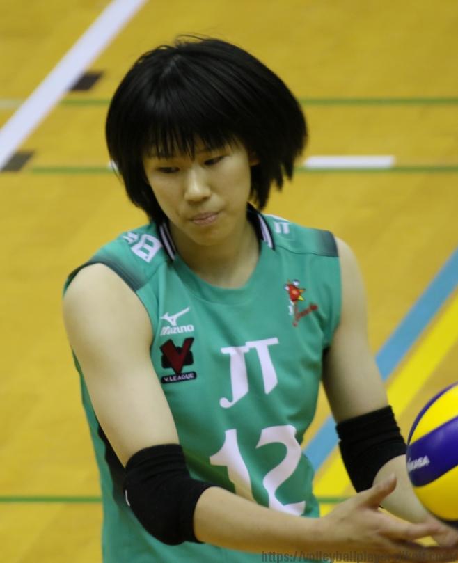 林琴奈選手 Kotona Hayashi