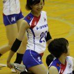 山形理沙子選手Risako Yamagata