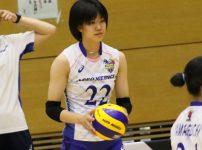 若松歩実選手 新人 Ami Wakamatsu (3)