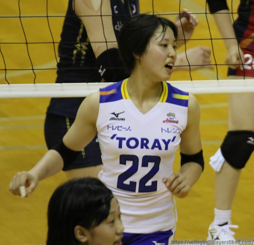 関菜々巳選手 新人Nanami Seki (11)