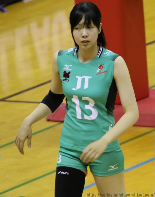 小川杏奈選手(Anna Ogawa)