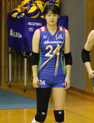 中川美柚選手(Miyu Nakagawa)