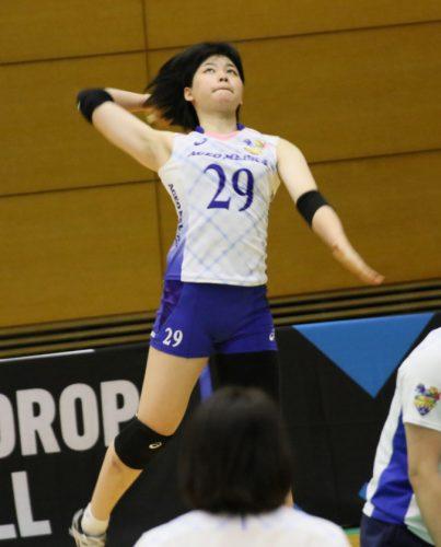 上尾メディックス 吉野優理選手(Yuuri Yoshino)の画像と基本情報です