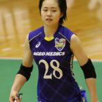 岩澤実育選手 新人Miiku Iwasawa