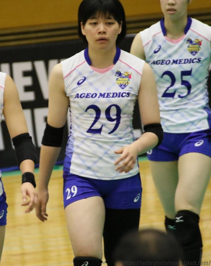 吉野優理選手 新人Yuuri Yoshino