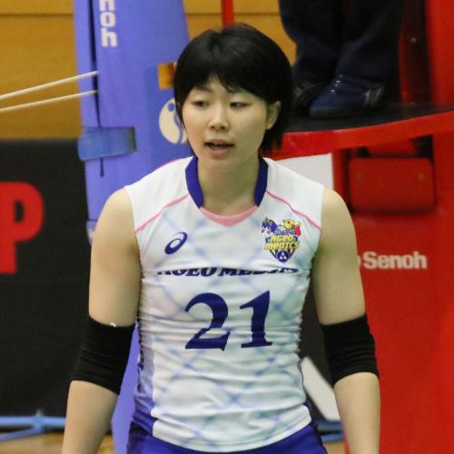 佐々木海空選手(Miku Sasaki)