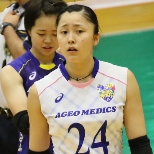 山口珠李選手 Shuri Yamaguchi
