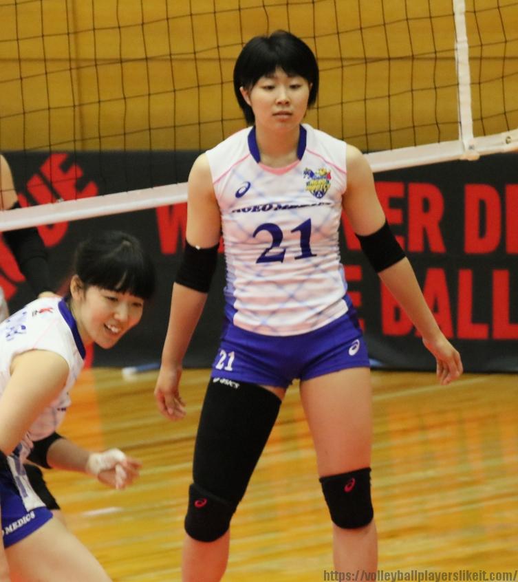 佐々木海空選手人 Miku Sasaki (18)