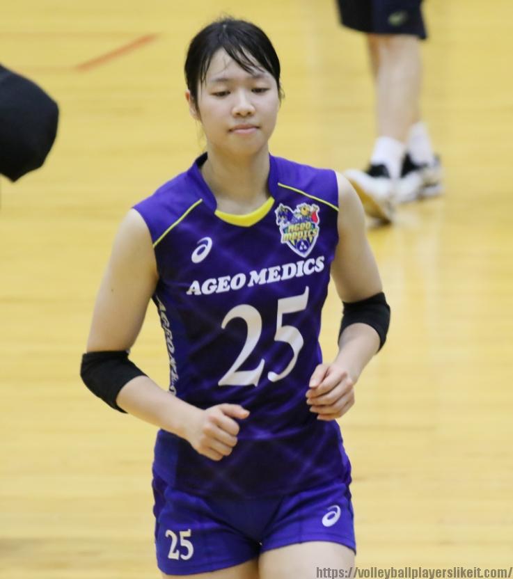 山崎のの花選手 Nonoka Yamazaki (1)