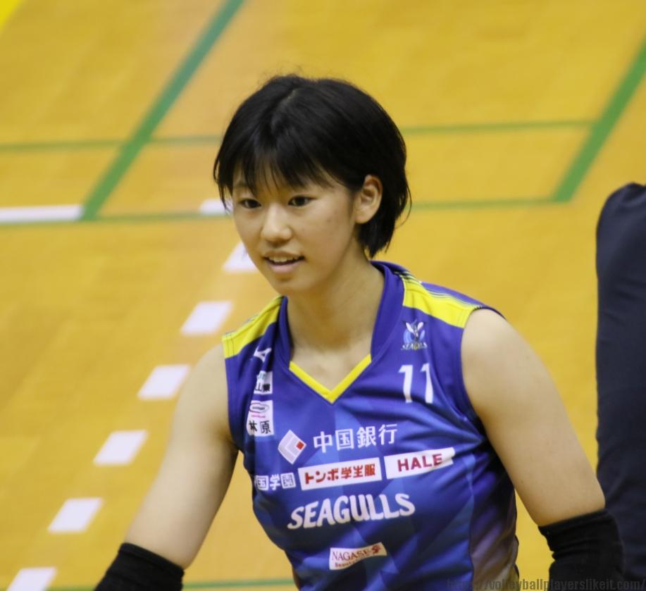 髙柳萌選手 Moe Takayanagi (9)