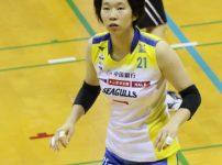 高野由里加選手Yurika Kono (4)