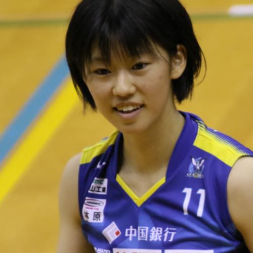 髙柳萌選手(Moe Takayanagi)