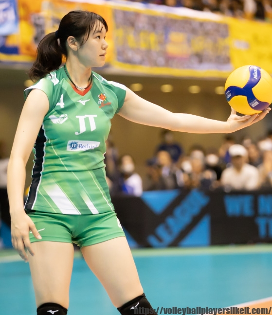 JTマーヴェラス橘井友香(Kitsui Yuka)選手