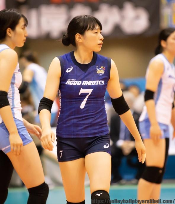 山岸あかね選手(Akane Yamagishi) (1)