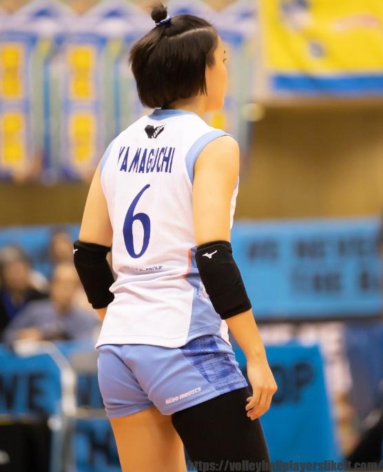 山口珠李選手(Shuri Yamaguchi)