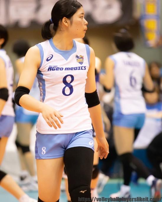 埼玉上尾メディックス吉野優理選手(Yuuri Yoshino)