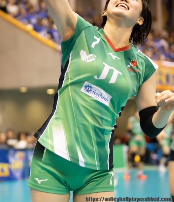 JTマーベラス田中美咲選手画像