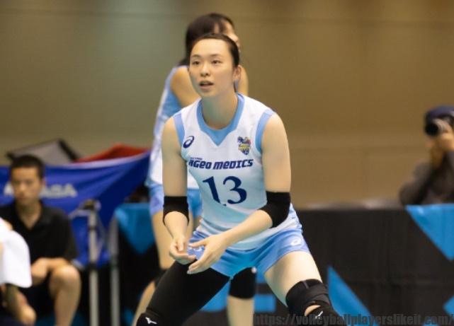 井上美咲選手(Misaki Inoue)