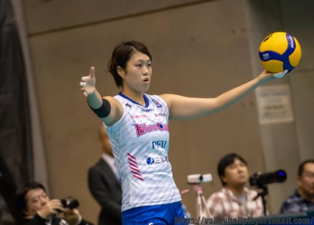 村上華澄選手(Kasumi Murakami)画像