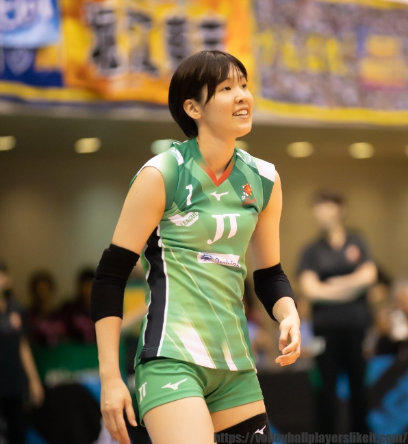 芥川愛加(Akutagawa Aika)選手