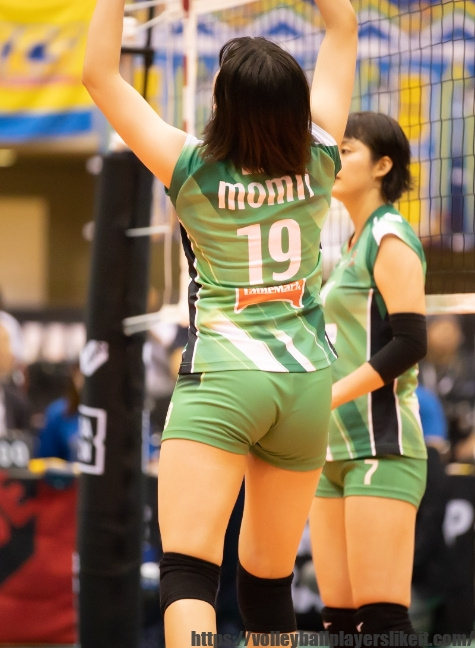 JTマーヴェラス籾井あき選手